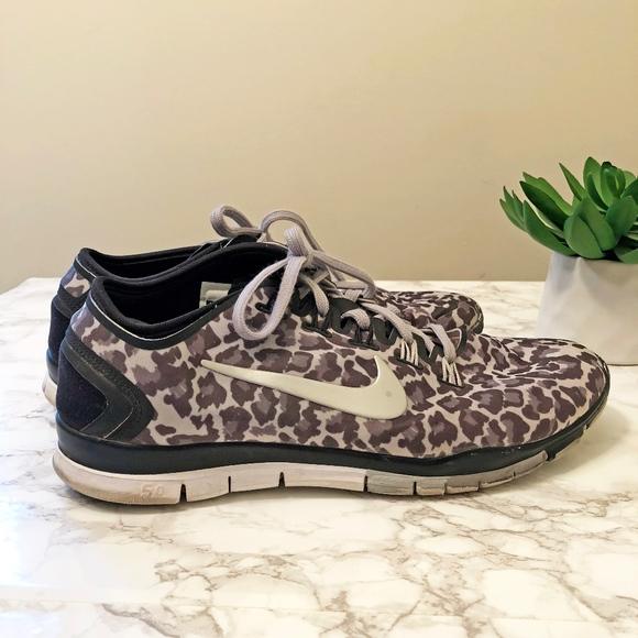 Nike Free Connect TR 2 Leopard Print sneaker